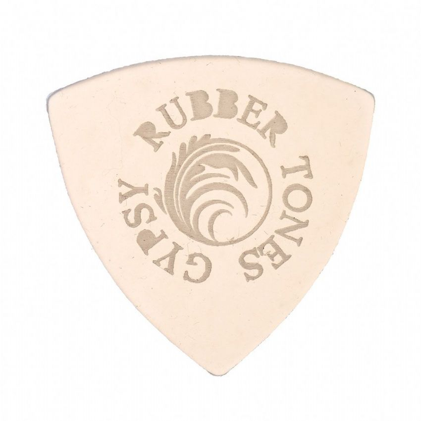 Rubber Tones Gypsy - Clear Silicon - 1 Pick | Timber Tones